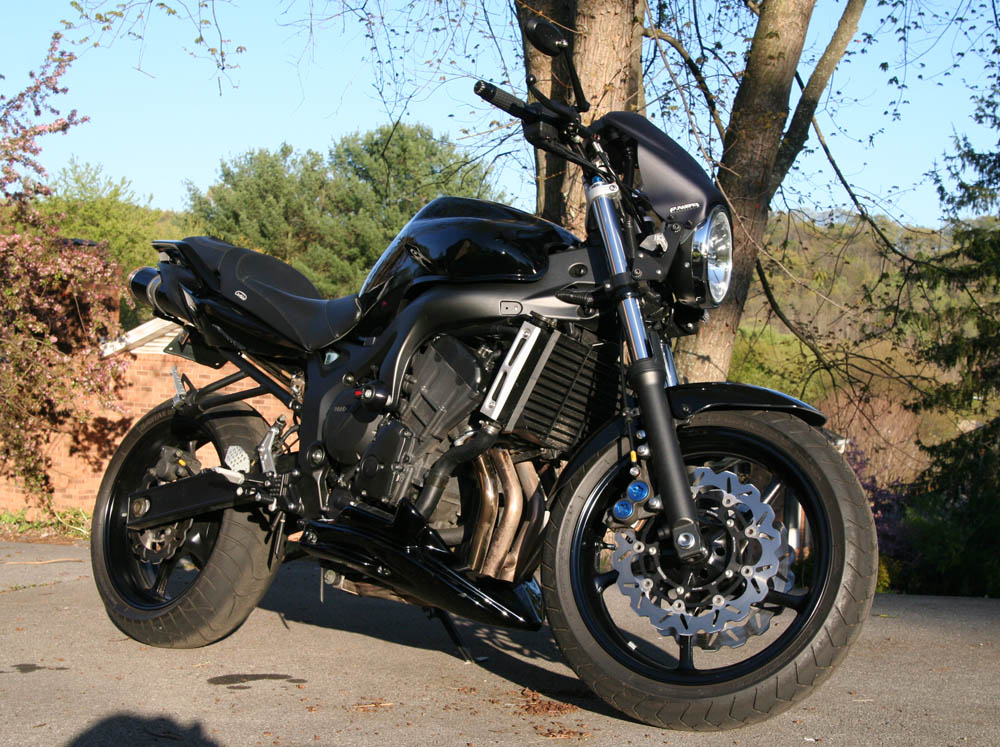 Fz6 Streetfighter Conversion Cycle Forums Motorcycle And